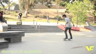 Daniel Wade - Lafayette Skate Plaza