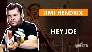Videoaula HEY JOE (aula de guitarra)