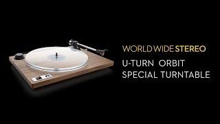 U-Turn Orbit Special Turntable