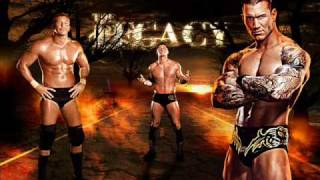 The legacy - New day (full song)