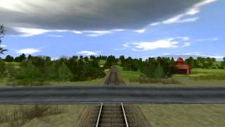 Trainz Shorts Clip: Bye George (Including Sound Effects Error Fixed)