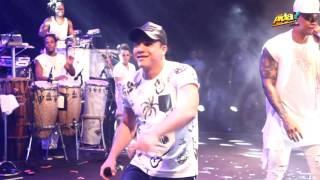 Wesley Safadão com Léo Santana (Baile da Santinha 2017) FULL HD