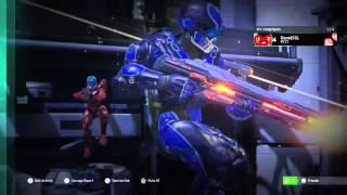Creepy Halo 5 Breathing