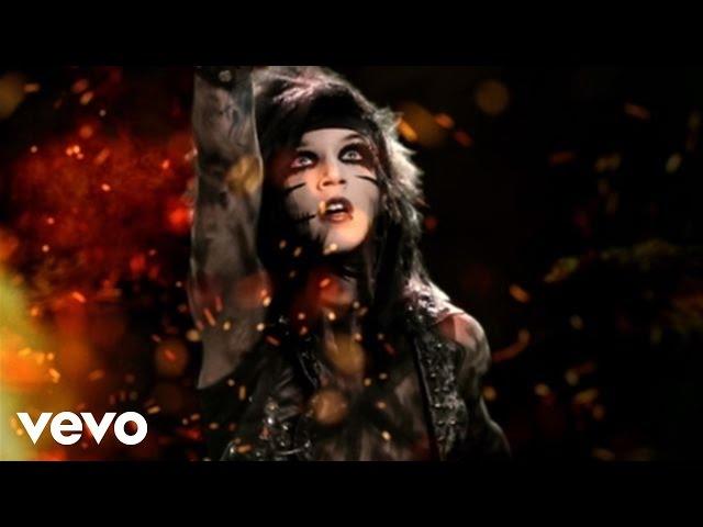 Videoclip oficial de la canción Fallen Angels de Black Veil Brides