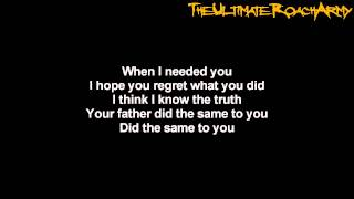 Papa Roach - Broken Home {Lyrics on screen} HD
