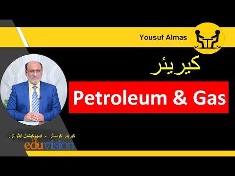 Career Options in Petroleum & Gas