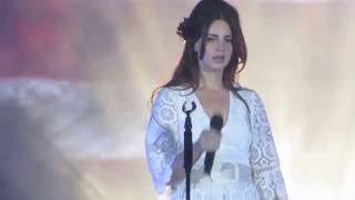 Lana Del Rey - Born To Die (Live @ Park Live 2016, Moscow)