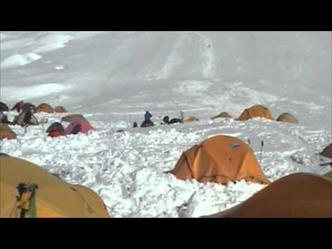 Climb Cho Oyu | From Camp 2 on Cho Oyu (with narrative)