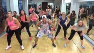 Zumba choreography Dj Mam's Chiki * Antonio Alpe * Zumba Fitness