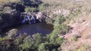 cachoeira do filó Drone canastra live