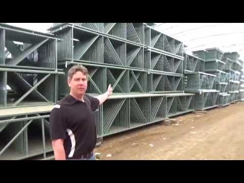 Video Tutorial - Pallet Rack 48 -hour Quik-Ship