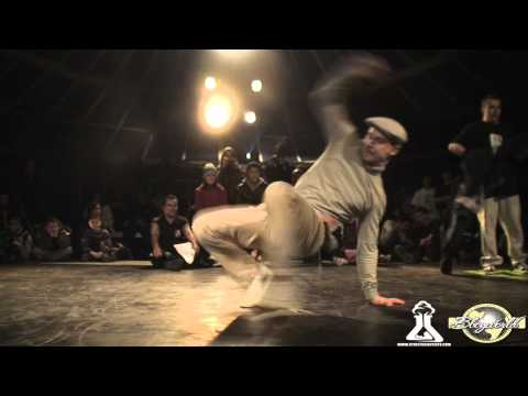 Teembo & Orlov vs Kinder & Kolobok | HIP OPSESSION 2012