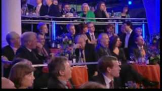 Jeremy Irons presents the Channel 4 Political Award (2008)