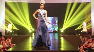 Barbara Sanchez: Miss Teen Internacional de la Paz 2016