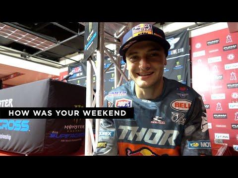 2019 Anaheim Two Supercross 450 Class Post-Race Interviews