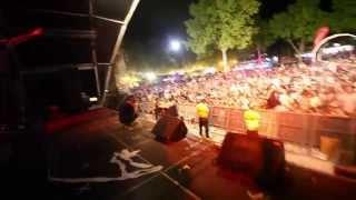 NINJA KORE - JUMP DA FUCK UP LIVE @ CRATO