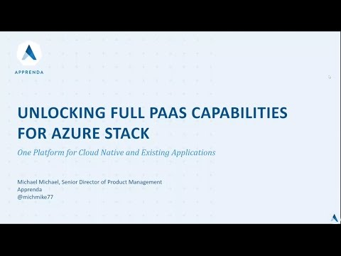 Containerizing Line of Business Applications on Azure Stack