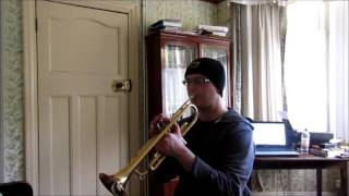 America From West Side Story Trumpet Cover