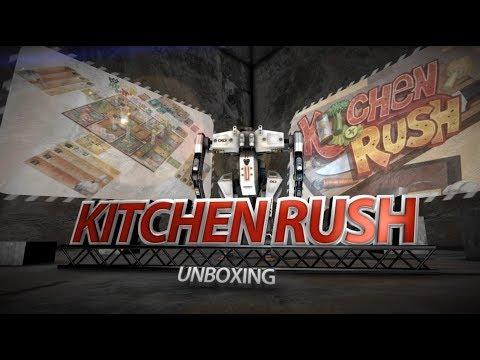 Yo Tenía Un Juego De Mesa TV #20: Kitchen Rush Unboxing