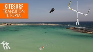 How to Kitesurf: Transitions (turns) , 2017 Tutorial