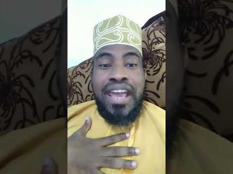Cheikh Said Mohamed Djibril: Naridjoulané Fi Allah