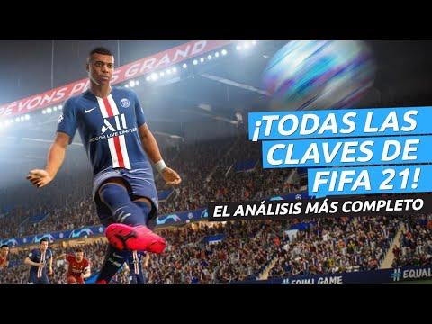 Análisis de FIFA 21 con TODAS sus claves. ¿Qué tal es este año?