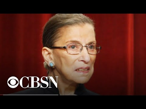 Special Report: Supreme Court Justice Ruth Bader Ginsburg dead at 87