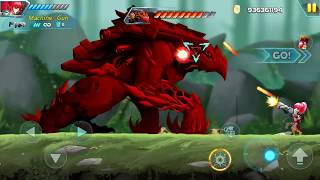 Monster Red Dragon Metal Wings android game play