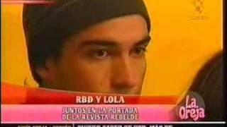 RBD y Lola Juntos