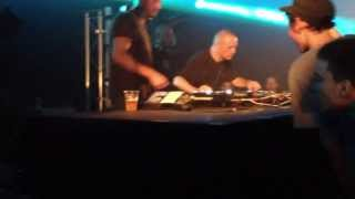 the dj producer vs mindustries @ musick vs footworxx artcube ghent