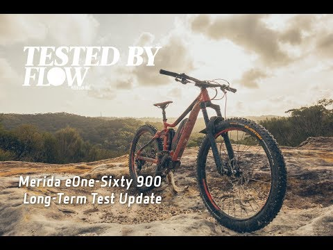Merida eOneSixty 900 2019 - Long-Term Test Update - Flow Mountain Bike