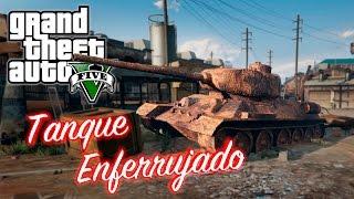 Tanque Enferrujado | GTA V