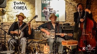 Teddy Costa groupe Swing Country Western Blues Folk Bordeaux
