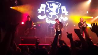 Asking Alexandria - Not the American Average (Live at Teleclub 15.11.14)