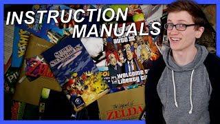 Instruction Manuals - Scott The Woz