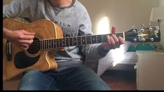 River - Eminem ft. Ed Sheeran (Acoustic Guitar Cover)