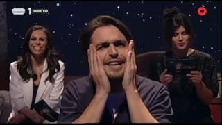 """Diogo Morgado: """"Estou tão arrependido...""""- 5 Para a Meia-Noite"""