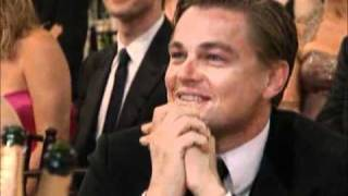 Kate Winslet LOVES Leonardo DiCaprio at Golden Globes 2009