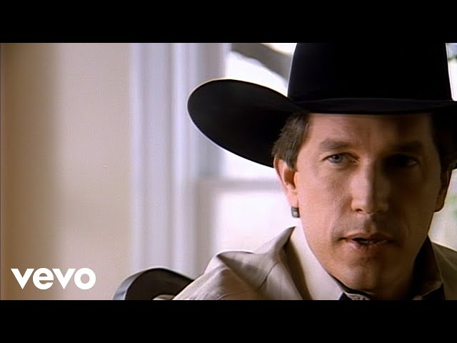 video oficial del tema if i know me de george strait
