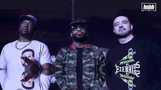 DJ Green Lantern - ILL (ft. Royce Da 5'9'' & Conway)