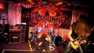 Witchburner Live @ 70,000 tons of metal