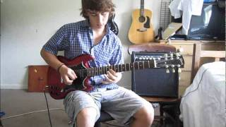 Hey Baby Here's That Song You Wanted Guitar Cover