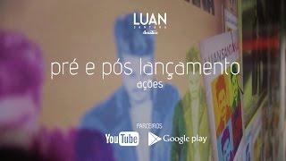 Pré e Pós gravação DVD Luan Santana Acústico