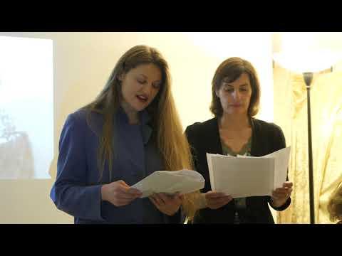 Vidéo de Marina Tsvetaieva