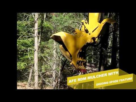 RDM Series featuring Digging Spade Feature