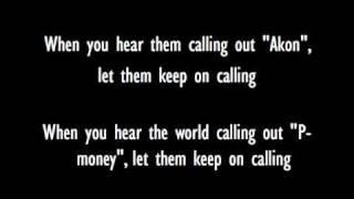 Akon-Keep On Calling Lyrics