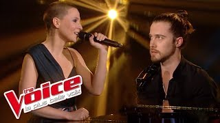 The Voice 2015│Anne Sila & Julien Doré - Paris - Seychelles (Julien Doré)│Finale