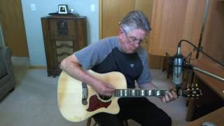 The Night Has A Thousand Eyes Greg Papaleo Vocal & Acoustic Guitar Cover Bobby Vee  RIP