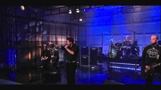 Creed - Higher Live (Jay Leno)