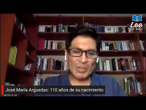 Vidéo de José María Arguedas